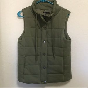 Staccato Vest-Army Green